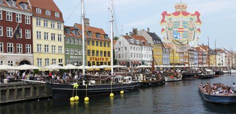 Перевезення померлих з Данії