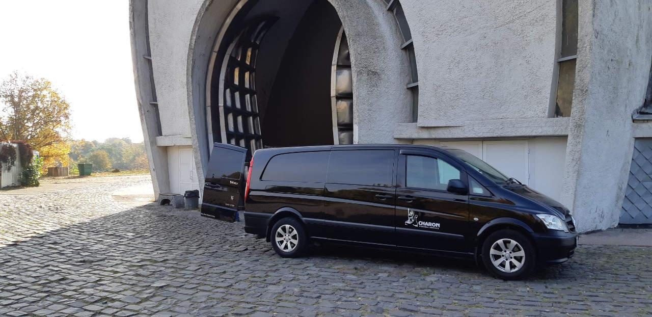 Перевезення тіла померлого на кремацію