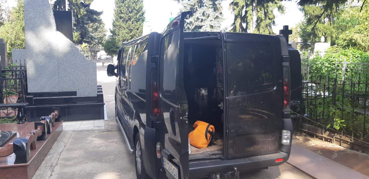 Перевезення вантажу 200 з Польщі в Харків.